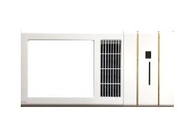 多功能风暖卫生间空调集成吊顶浴霸SH-02