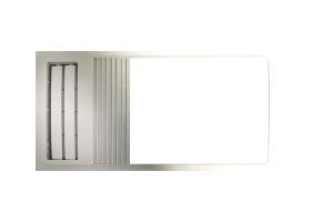 多功能风暖卫生间空调集成吊顶浴霸WL-02无线智能摆页
