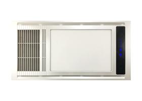 集成吊顶智能温显速热节能照明取暖双擎风暖浴霸