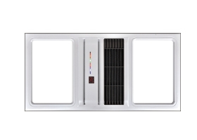 多功能风暖卫生间空调集成吊顶浴霸
