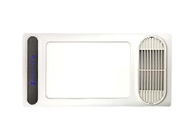 多功能风暖型卫生间空调集成吊顶浴霸
